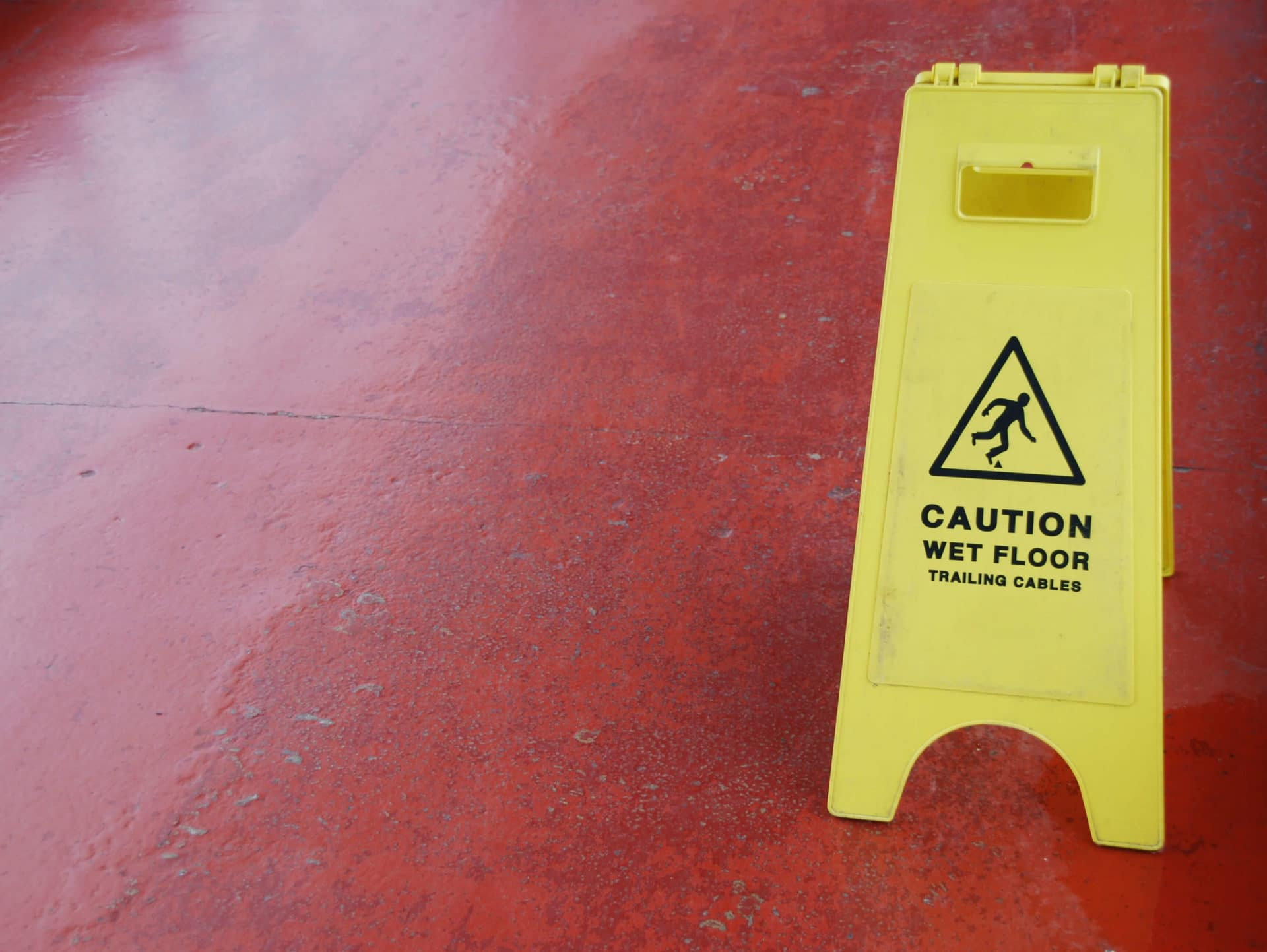 Slip and Fall Accidents are No Laughing Matter