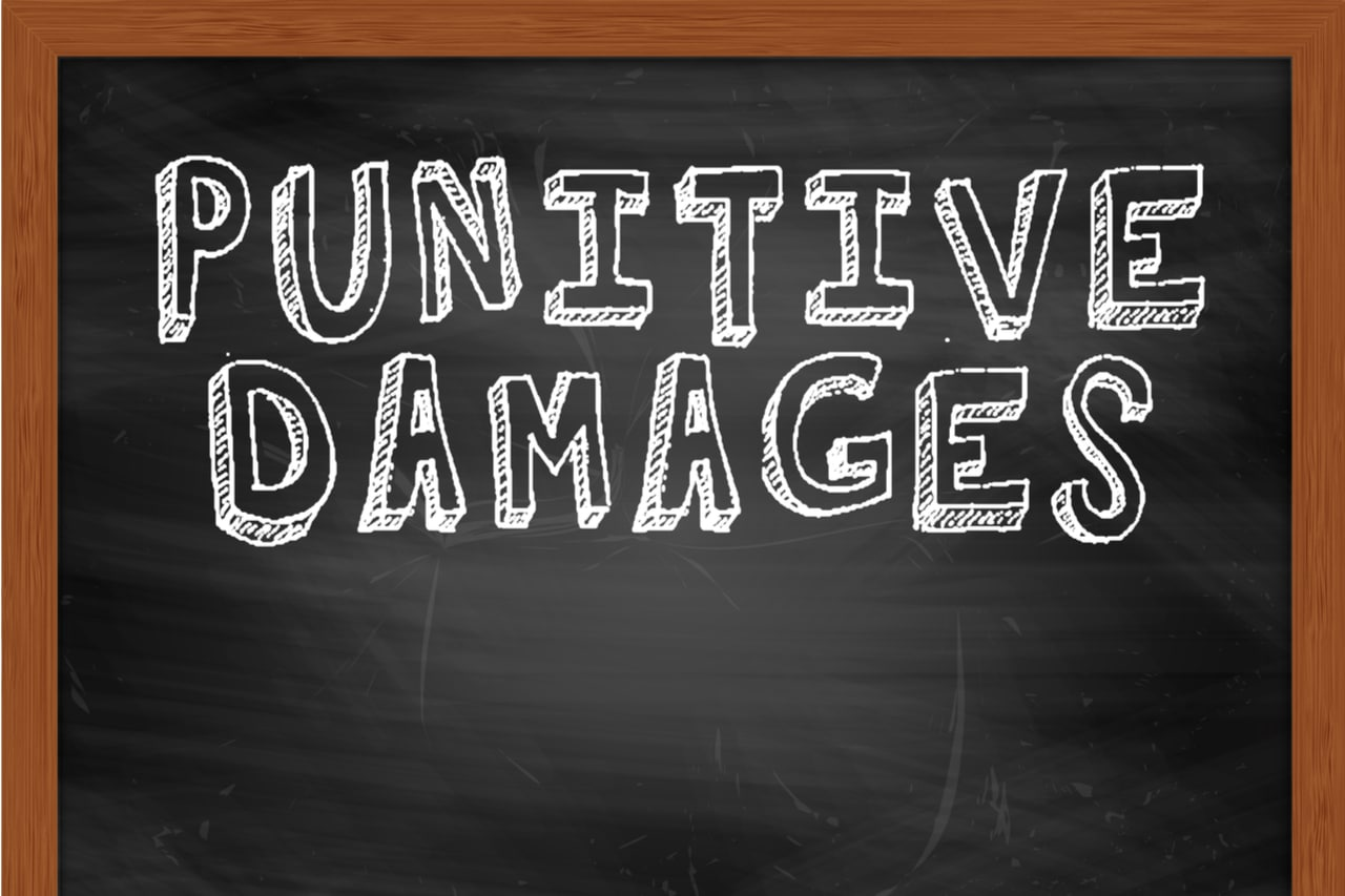California Law on Punitive Damages