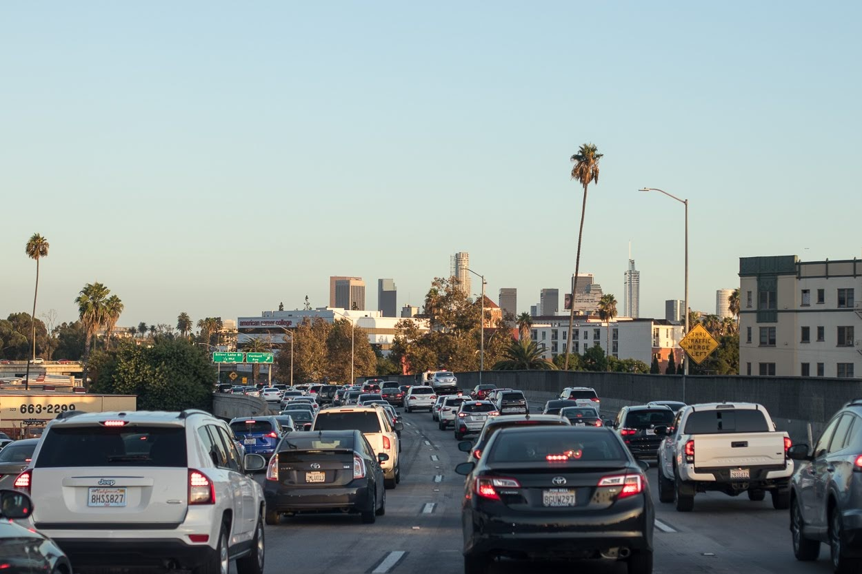 Ontario, CA – One Killed & Three Injured in Crash on 10 Fwy at Mountain Ave