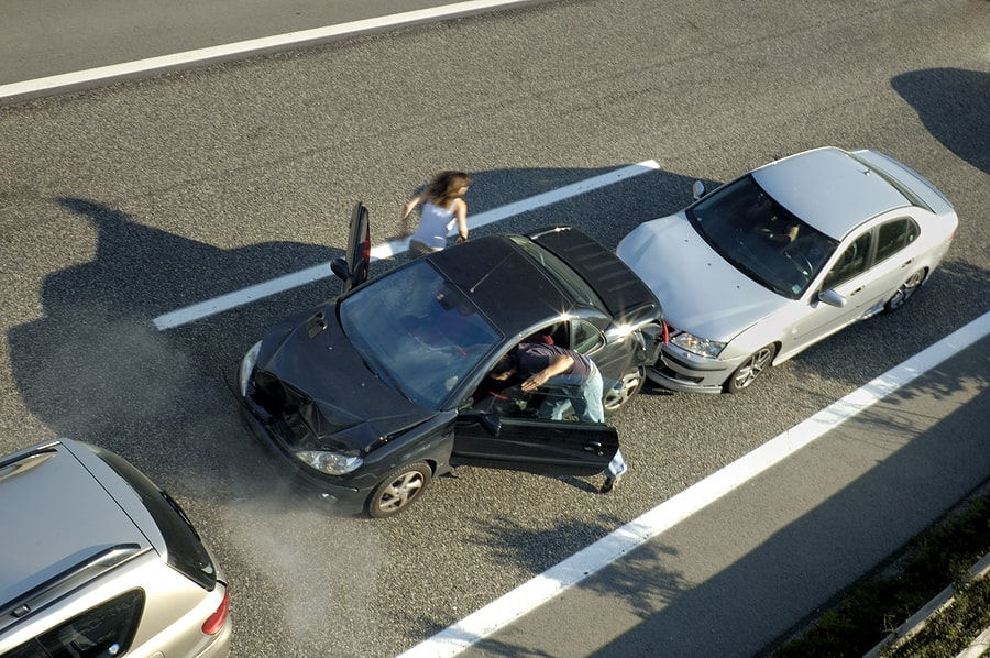 What to Do After a Car Accident When You Aren't at Fault